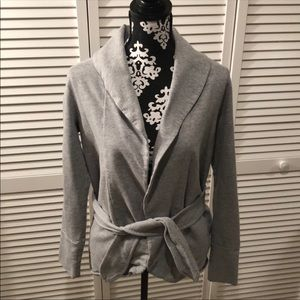 Women's North Face Tie Waist Cardigan Jacket